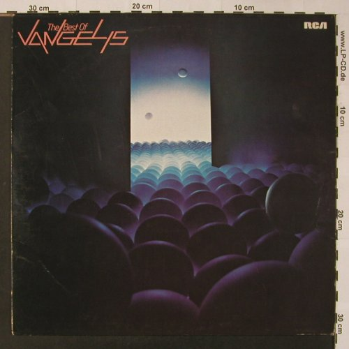 Vangelis: The Best Of, RCA(PL 25174), D, 1978 - LP - F3479 - 6,50 Euro