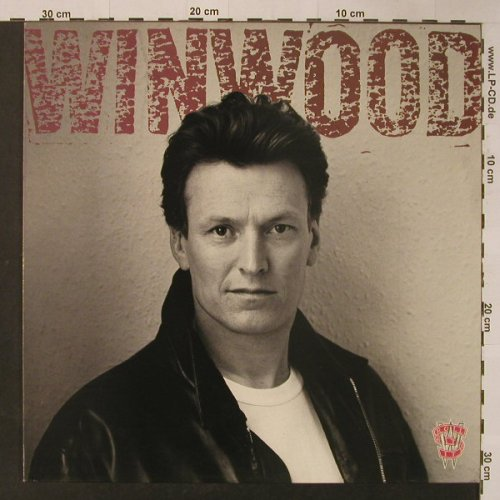 Winwood,Steve: Roll With It, Virgin(VG 50 373), Greece, 1988 - LP - F3917 - 4,00 Euro