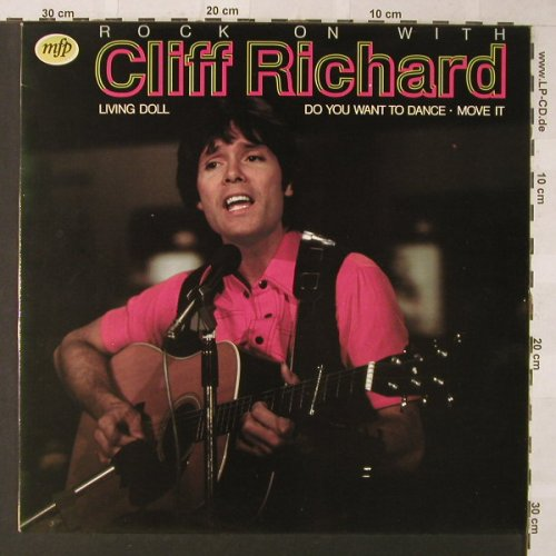 Richard,Cliff: Rock On With, MFP(1A022-58054), NL, 1980 - LP - F421 - 5,00 Euro