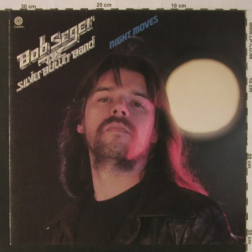 Seger,Bob & Silver Bullet Band: Night Moves, Capitol(064-85 027), D, 1976 - LP - F4614 - 4,00 Euro