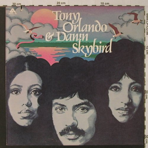 Orlando,Tony & Dawn: Skybird, co, Arista(AL 4059), US, 1975 - LP - F4652 - 5,00 Euro