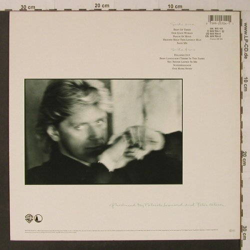 Cetera,Peter: One More Story, WB(925 704-1), D, 1988 - LP - F5563 - 5,00 Euro