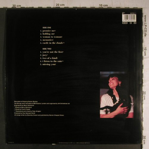 Craven,Beverly: Same, Epic(467053), NL, 1990 - LP - F7034 - 5,00 Euro