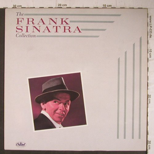 Sinatra,Frank: The Collection, Capitol(EMTV 41), UK, 1986 - LP - F7745 - 6,00 Euro