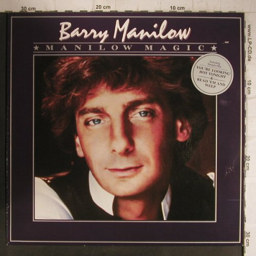 Manilow,Barry: Manilow Magic, Ri, Arista(205 973), D, 1983 - LP - F8116 - 5,50 Euro