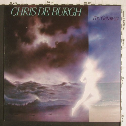 De Burgh,Chris: The Getaway, Club Edition, AM CL(46 287 9), D, 1982 - LP - F8476 - 5,00 Euro