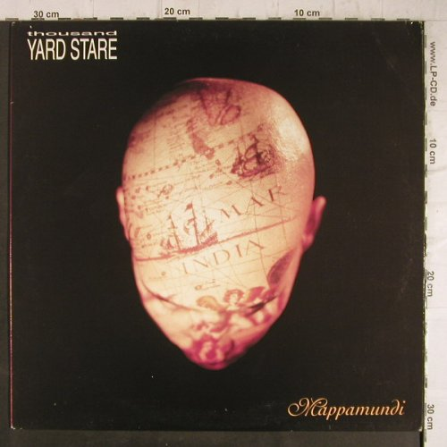 Thousand Yard Stare: Mappamundi, m-/vg+, Polydor(519 359-1), UK, 1993 - LP - F8683 - 9,00 Euro