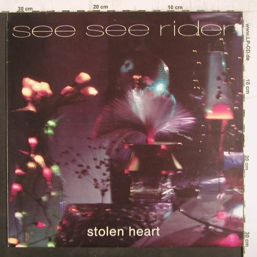 See See Rider: Stolen Heart*2/Happy/Rosey Singers, Lazy Rec.(Lazy27T), UK, 1991 - 12inch - F8831 - 4,00 Euro