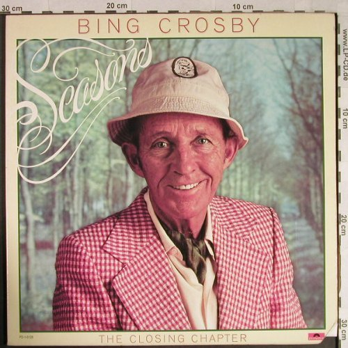 Crosby,Bing: Seasons, Foc, Polydor(PD-1-6128), US, co, 1977 - LP - H1086 - 6,00 Euro