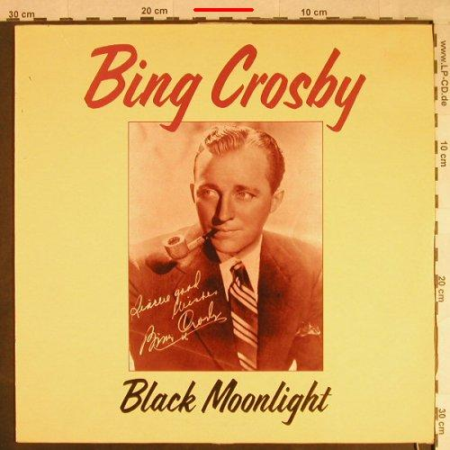 Crosby,Bing: Black Moonlight, m-/vg+, Joy(JOY D 290), UK,  - LP - H1089 - 6,00 Euro