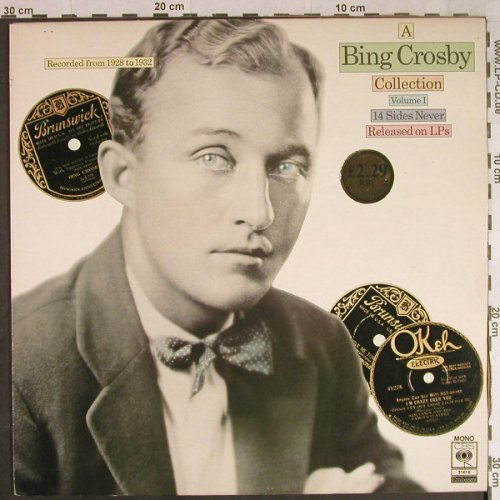 Crosby,Bing: Collection Vol.1 - 1928 to 1932, CBS/Embassy(31 618), UK, 1978 - LP - H1099 - 5,50 Euro