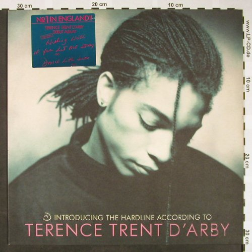 D'Arby,Terence Trent: Introducing The Hardline According, CBS(CBS 450911 1), NL, 1987 - LP - H1601 - 4,00 Euro