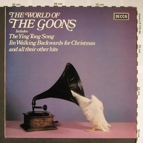 Goons, the: The World of, Decca(SPA 569), UK, Ri, 1978 - LP - H2098 - 6,00 Euro