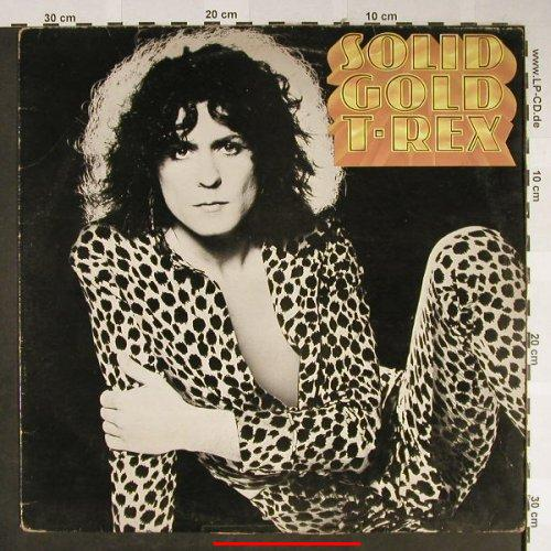 T.Rex: Solid Gold, m-/vg+, EMI(NUT 5), UK,  - LP - H2265 - 7,50 Euro