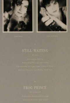 Dorothy: Still Waiting / Frog Prince, Chrysalis(611 684), D, 1988 - 12inch - H2400 - 3,00 Euro