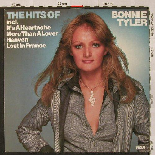 Tyler,Bonnie: The Hits Of, Club.Ed., m-/vg+, RCA Victor(34 017-4), D, 1978 - LP - H2596 - 5,00 Euro