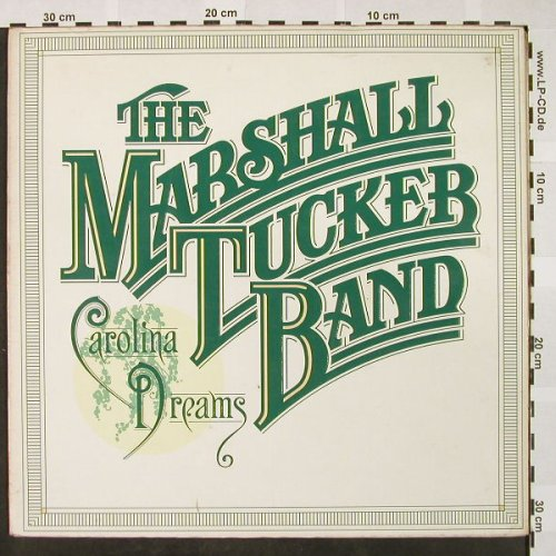 Marshall Tucker Band: Carolina Dreams, Foc, m-/vg+, Capricorn(2429 149), D, 1977 - LP - H4185 - 5,00 Euro