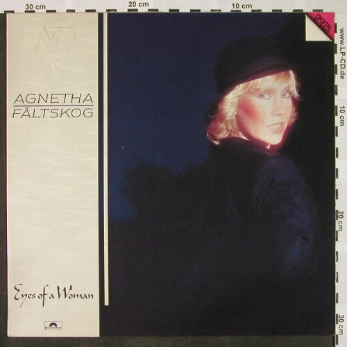 Fältskog,Agnetha: Eyes Of A Woman, Polydor(825 600-1), D, 1985 - LP - H4317 - 5,50 Euro