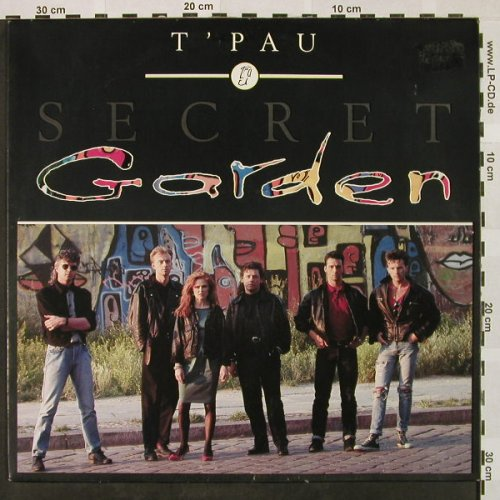 T'Pau: Secret Garden+2, Virgin(611 748-213), D, 1988 - 12inch - H4455 - 2,50 Euro