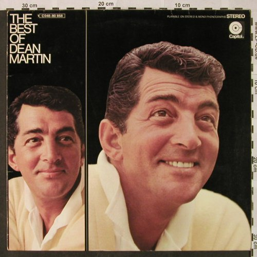 Martin,Dean: The Best Of, Capitol(C 048-80 858), D,  - LP - H4848 - 5,00 Euro