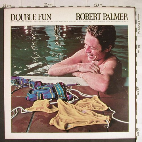 Palmer,Robert: Double Fun, Island(ILPS 19476), I, 1978 - LP - H506 - 4,00 Euro