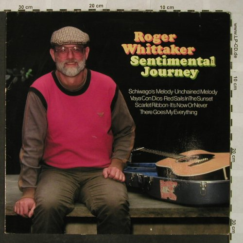 Whittaker,Roger: Sentimental Journey, Avon(INT 136.500), D, 1984 - LP - H5119 - 5,00 Euro