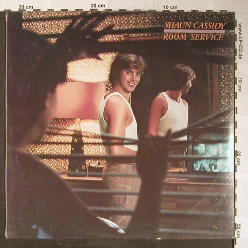 Cassidy,Shawn: Room Service, FS-New, WB(WB 56 702), D, 1979 - LP - H5373 - 7,50 Euro