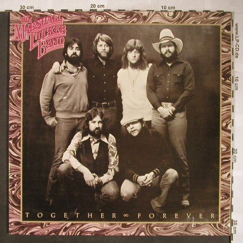 Marshall Tucker Band: Together Forever, Foc, Capricorn(24 76139), E, 1978 - LP - H5838 - 6,00 Euro