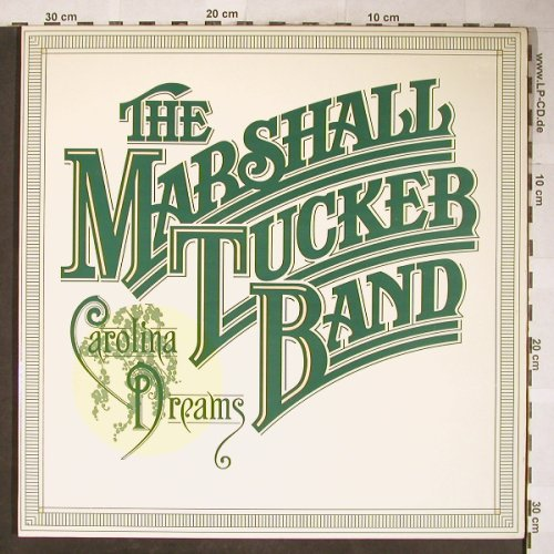 Marshall Tucker Band: Carolina Album, Foc, vg+/m-, Capricorn(24 76 130), E, 1977 - LP - H5840 - 5,00 Euro