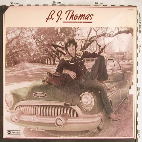 Thomas,Billy Joe: Reunion, vg+/vg+, ABC(ABDP-858), US, CO, 1975 - LP - H6362 - 4,00 Euro