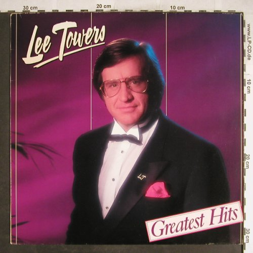 Towers,Lee: Greatest Hits, Constant(2341), D, 1987 - LP - H6976 - 6,00 Euro