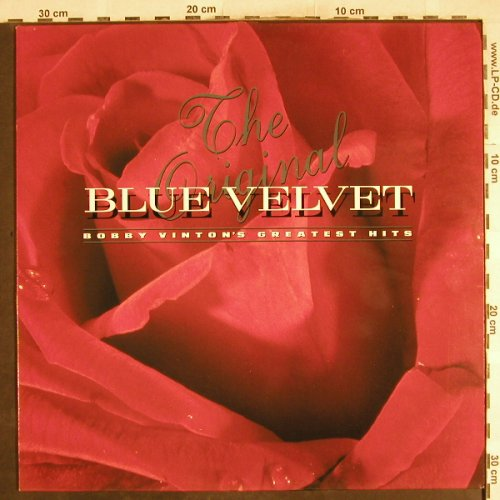 Vinton,Bobby: Blue Velvet - Greatest Hits, m-/vg+, Epic(450865 1), NL, 1987 - LP - H7189 - 5,50 Euro