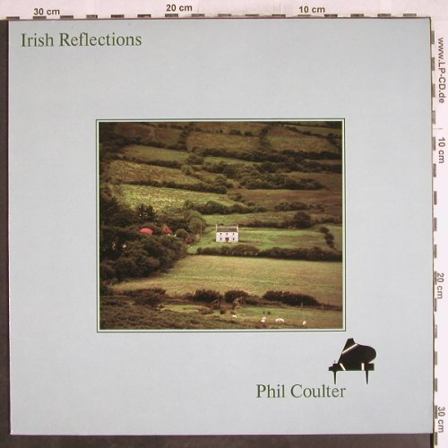 Coulter,Phil: Irish Reflections, Dino(LP 1081), D, 1986 - LP - H7193 - 6,00 Euro