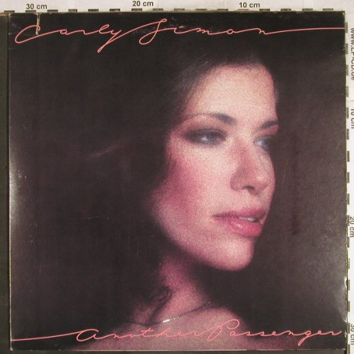 Simon,Carly: Another Passenger, Co, Elektra(W 52036), I, 1976 - LP - H7276 - 6,00 Euro