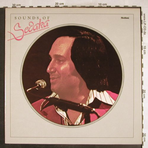 Sedaka,Neil: Sounds Of, MCA(5 C050-98472), NL, Ri,  - LP - H7330 - 5,50 Euro