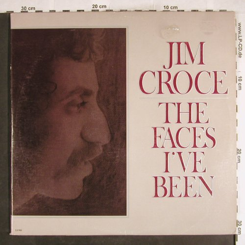 Croce,Jim: The Faces I've Been, Foc, vg /vg+, Lifesong(LS 900), US, 1975 - 2LP - H7512 - 5,00 Euro