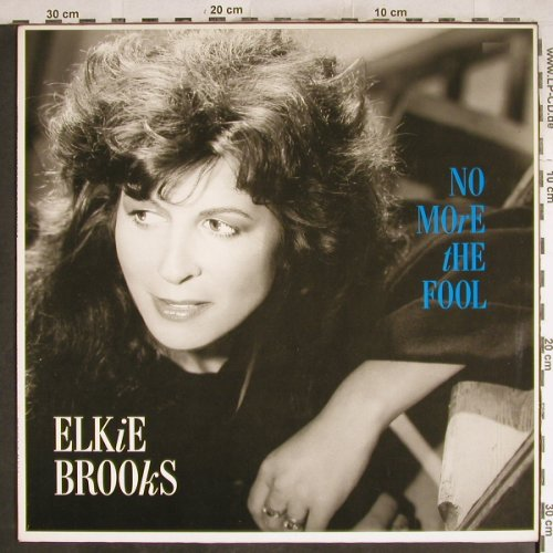 Brooks,Elkie: No More The Fool +2, Mercury(888 430), D, 1986 - 12inch - H7556 - 2,00 Euro