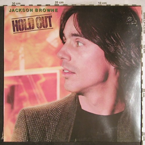 Browne,Jackson: Hold Out, FS-New, Asylum(AS 52 226), D, 1980 - LP - H7595 - 7,50 Euro