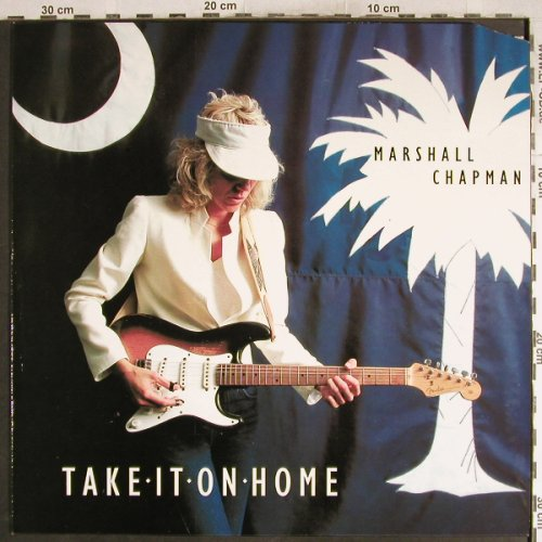 Chapman,Marshall: Take It On Home,Co,white Vinyl, Line(LILP 4.00178 J), D, 1983 - LP - H7634 - 5,00 Euro
