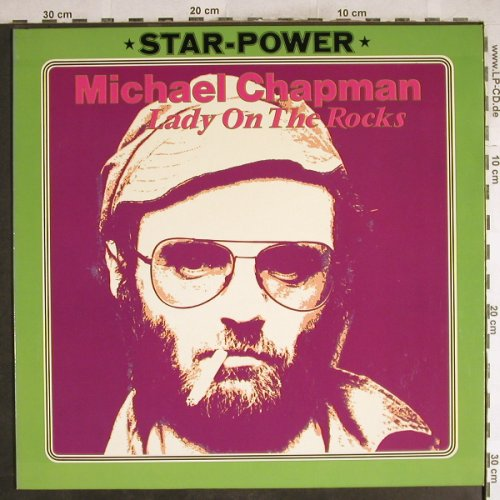 Chapman,Michael: Lady On The Rocks(Star Power), Intercord(INT 126.309), D,  - LP - H7662 - 5,00 Euro
