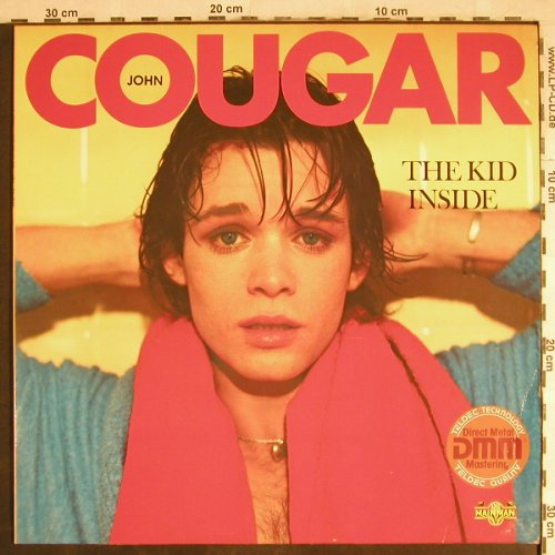 Cougar,John: The Kid Inside, Teldec(6.25568 AP), D, 1982 - LP - H7795 - 3,00 Euro