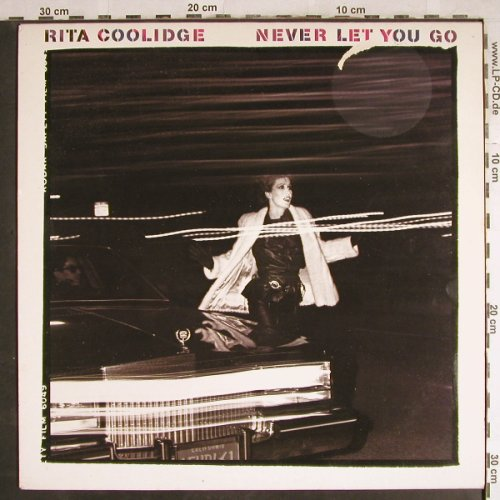 Coolidge,Rita: Never Let You Go, m-/vg+, AM(AMLH 64914), NL, 1983 - LP - H7799 - 4,00 Euro
