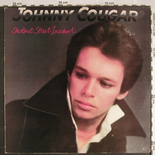Cougar,Johnny: Chestnut Street Incident, Castle(CLALP113), UK, Ri, 1986 - LP - H7804 - 4,00 Euro