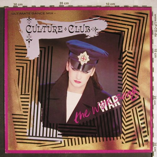 Culture Club: The War Song*2+1, dance mix, Virgin(601 528-213), D, 1984 - 12inch - H7833 - 2,50 Euro