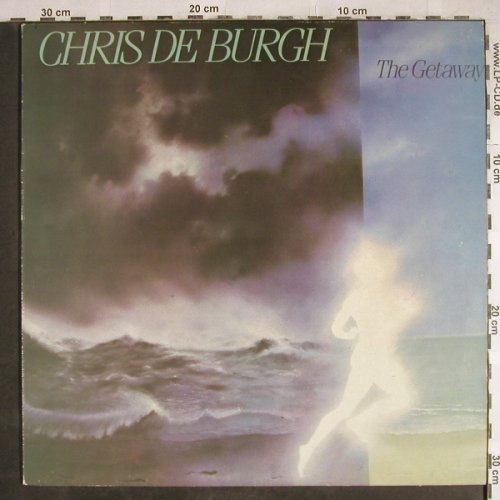 De Burgh,Chris: The Getaway, AM(LH 68549), GR, 1982 - LP - H7859 - 4,00 Euro