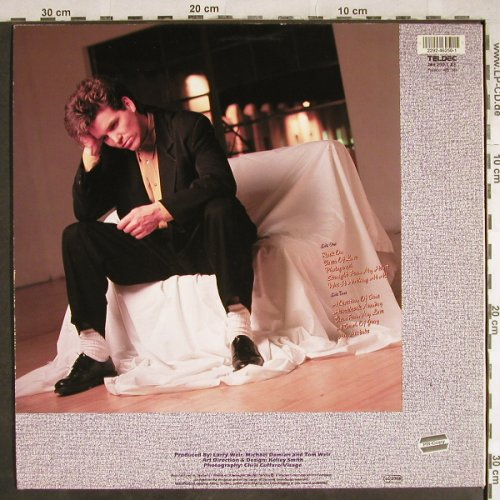 Damian,Michael: Where do We Go From Here, Teldec(246 250-1), D, 1988 - LP - H7862 - 5,50 Euro
