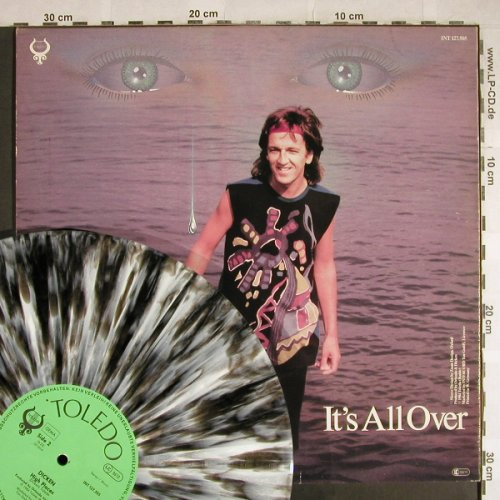 Dicken: It's All Over/High Places, Toledo,multiColVinyl(INT 127.505), D, 1984 - 12inch - H7947 - 2,00 Euro