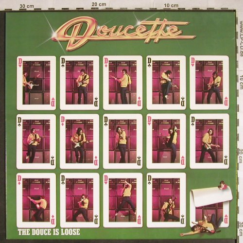 Doucette: The Douce is Loose, Mercury(9124 410), D, 1979 - LP - H7956 - 5,00 Euro