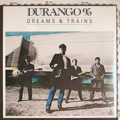 Durango 95: Dreams & Trains, FS-New, Line(FBLP 4.00341 G), D, Ri, 1987 - LP - H7990 - 6,50 Euro