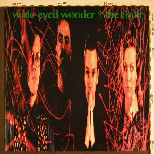 The Chor: Wide-eyed wonder, vg+/m-, World Inc.(MYRR 6885), UK, 1989 - LP - H8222 - 5,00 Euro